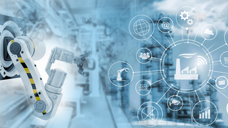 Robotic process automation in manufacturing industry