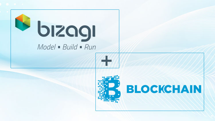 leverage blockchain in Bizagi Applications
