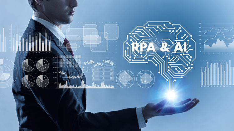 AI and RPA enabling Intelligent digital workforce