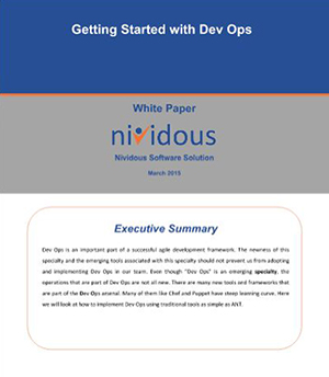 Whitepapers on Getting Started with DevOps Implementation
