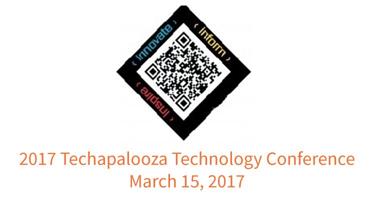 2017 techapalooza technology conference