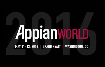 AppianWorld 2016