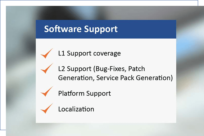 Software Support by Nividous