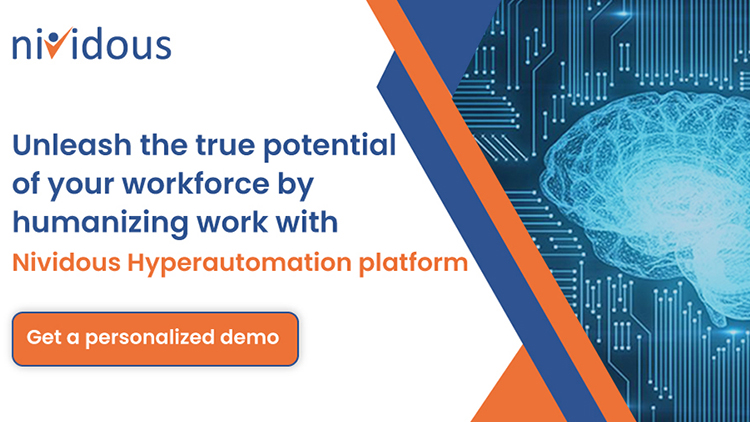 Nividous personalized demo